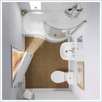 Helping You Plan Your Small Bathroom